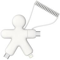 Buddy cable - câble éco multi-connecteurs
