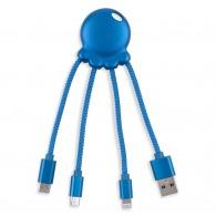 Câble multi-connecteurs Octopus