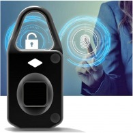 Fingerprint padlock - Express 48h