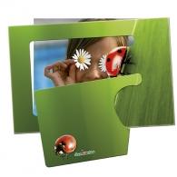 Cadre photo personnalisable magnétique