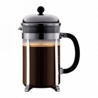 Cafetière à piston, 4 tasses, 0.5 l
