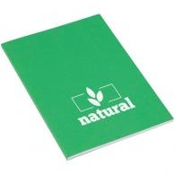 Cahier a5 personnalisable recyclé