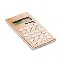 Calcubam - calculatrice logotée solaire à 8 chiffres