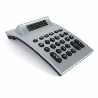Calculatrice publicitaire grand format
