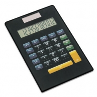 Calculatrice personnalisable reflects-turku black