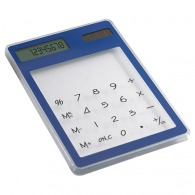Calculatrice logotée solaire Clearal