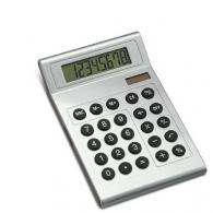 Calculatrice personnalisée solaire reflects-totana