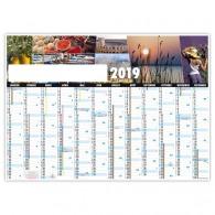 Planning rigide 70x50cm - provence