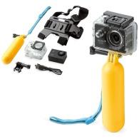 Caméra aventure avec bouée