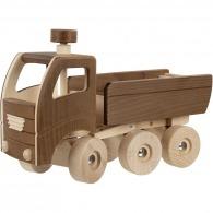 Camion benne en bois 38cm