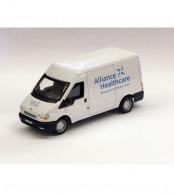 Camionnette personnalisée ford 12cm