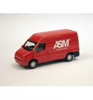 Camionnette personnalisable ford 7cm