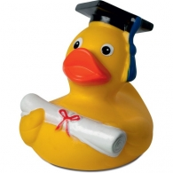 Canard publicitaire Couinant diplômé.