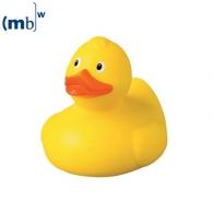 Canard personnalisable géant en plastique 150 mm