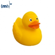 Canard personnalisable qui couine 65 mm