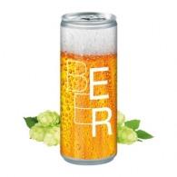 Bières avec logo