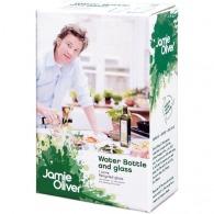 Carafe personnalisée à eau avec son verre Jamie Oliver