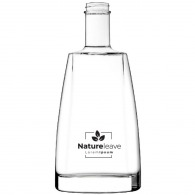 Carafe personnalisée number 70cl