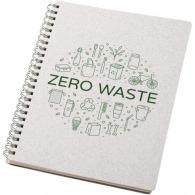 Carnet à spirales publicitaire a5 recyclé