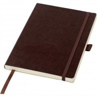 Cuaderno A5 con tapa blanda de imitación de cuero