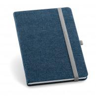 Carnet personnalisé A5 avec couverture en jean