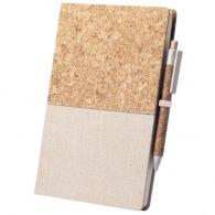 Carnet a5 éco-friendly avec stylo