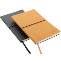 Cuaderno de cuero reciclado a5