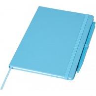 Carnet de couleur avec stylo