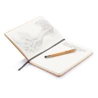 Carnets avec stylo avec marquage