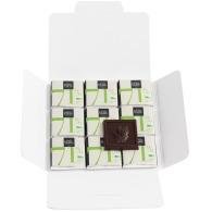 Carte chocolat 9 carrés premium
