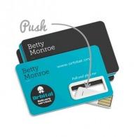 Cartes USB publicitaire
