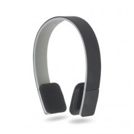 Casque bluetooth finition gomme
