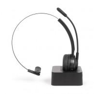 Casque sans fil personnalisé avec micro opérateur télétravail
