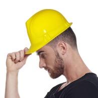 Casque de chantier (déguisement)