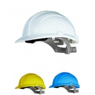 Casques de chantier ou casques de protection avec logo