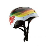 Casque de vélo personnalisable skater - personnalisation complète