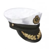 Casquette marine amiral