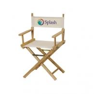Chaise metteur en scène publicitaire