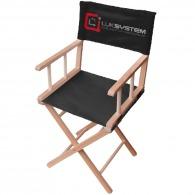 Chaise réalisateur logotée
