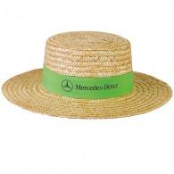 Chapeaux de paille publicitaire