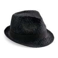 Chapeaux de paille avec logo