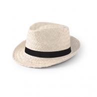 Chapeau de paille personnalisable | 4930