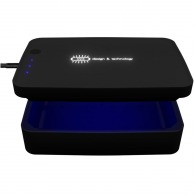 Charger with antibacterial sterilization - express 48h