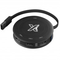 5W Wireless Charger with USB hub - Express 48h