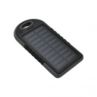 Chargeur nomade solaire 4000mah