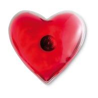 Chaufferette en forme de coeur