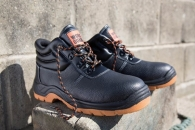 Chaussures de travail customisé