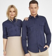 Chemise à poches burma