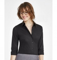 Chemise femme manches 3/4 - Effect