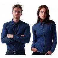 Chemises en jean avec personnalisation